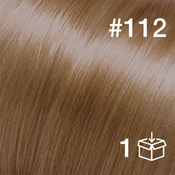 "Probesträhne #112 ""Cashew"""