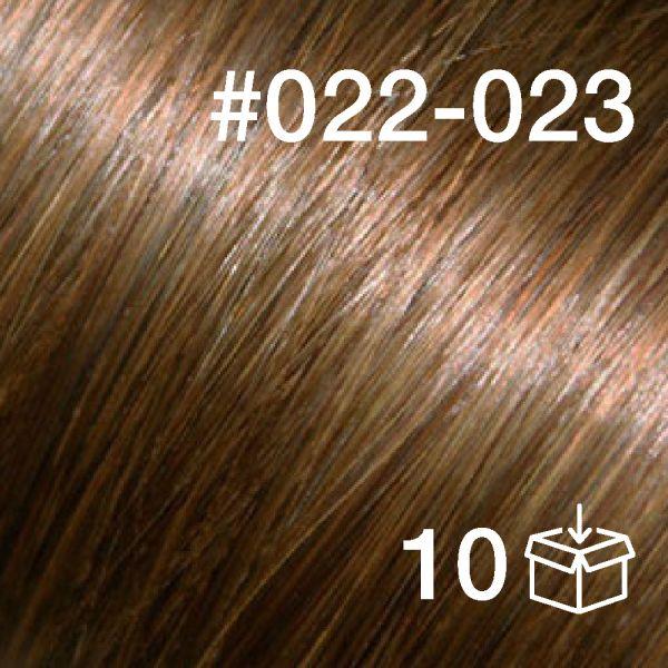 "Tape-Extension #022-023 ""Summer Truffle / Brown Sugar """