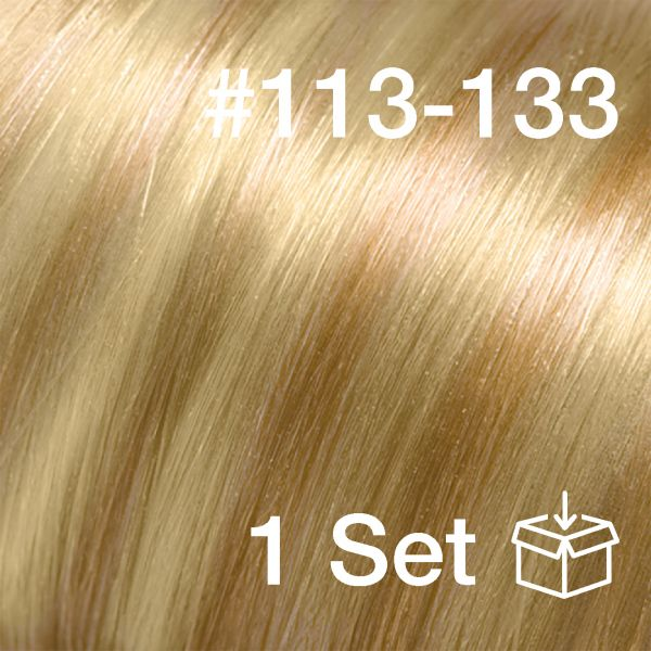 Clip-In Extensions Set #113-133