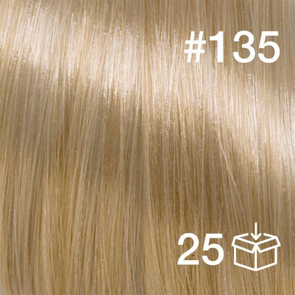 """Bonding Extension #135 """"White Peach """""""