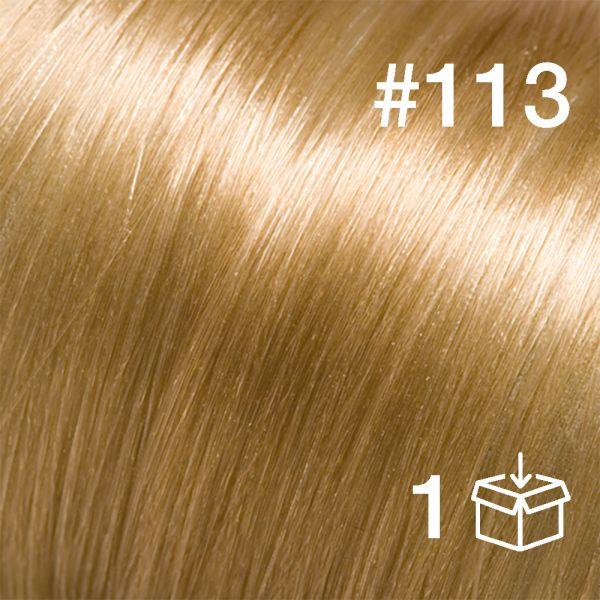 "Probesträhne #113 ""Sweet Cornflake"""