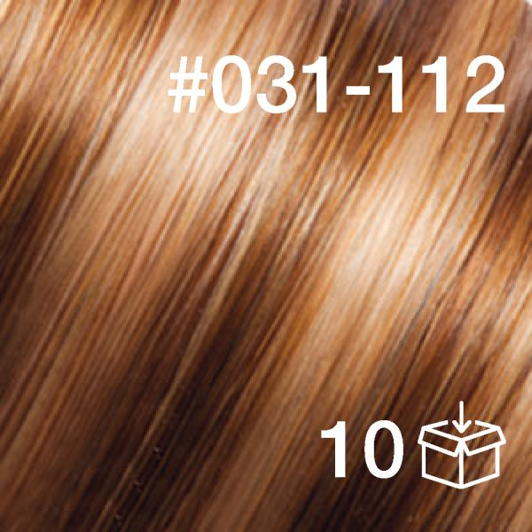"""Tape-Extension #031-112 """"Toffee / Cashew"""""""