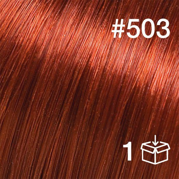"Probesträhne #503 ""Bloody Orange"""