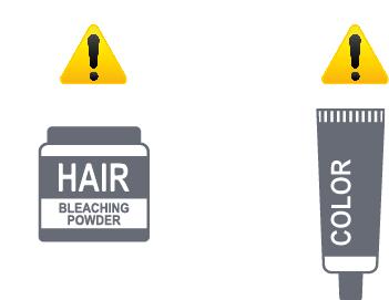 Haar-Extensions färben