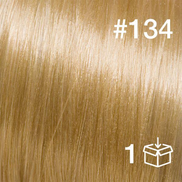 "Probesträhne #134 '""Banana Cream"""