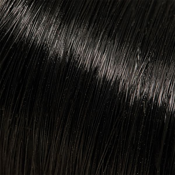 "Clip-In Extensions Set #001-001 ""Ebony"""
