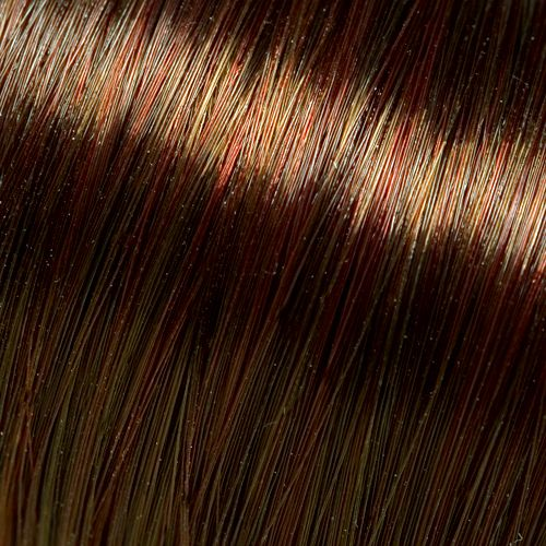Chestnut - Echthaar Tape Extensions Naturfarben