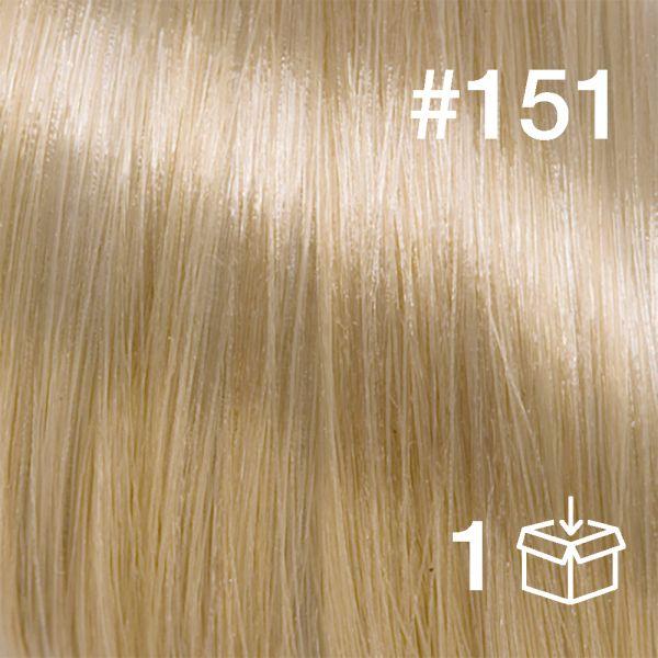 "Probesträhne #151 ""Marshmellow"""
